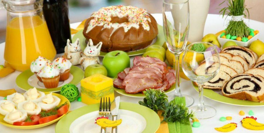 Пасхальные рецепты, пасхальный стол. Пасха 2018