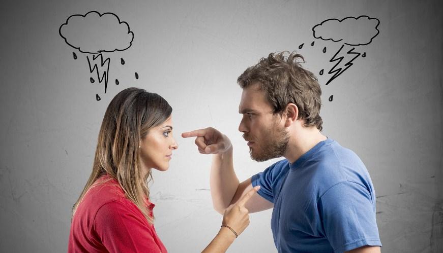 Постоянные ссоры в семье, что делать?
