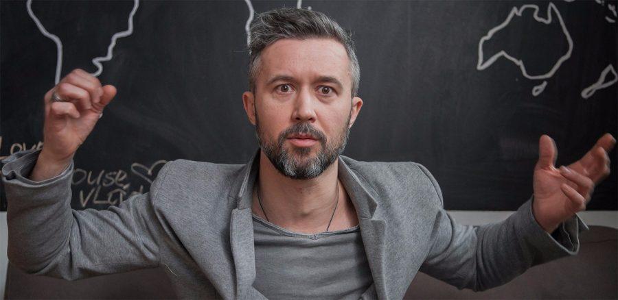 Евровидение 2018: Сергей Бабкин рассказал, почему решил принять участие в конкурсе