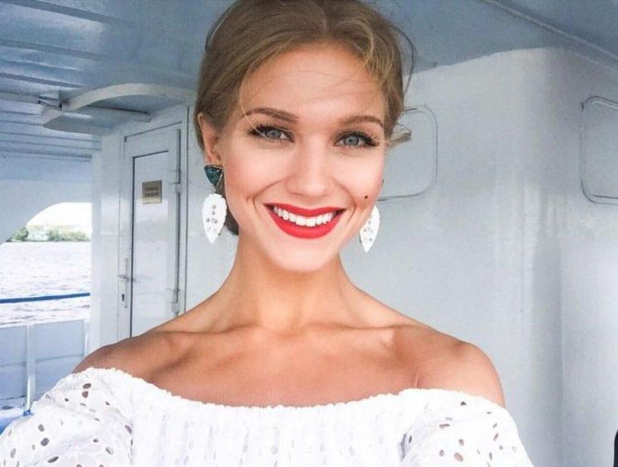 Кристина Асмус снялась в клипе группы «Uma2rman»