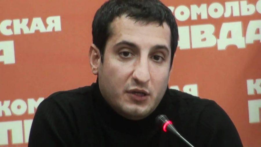 Арарат Кещян. Пример счастливой семьи
