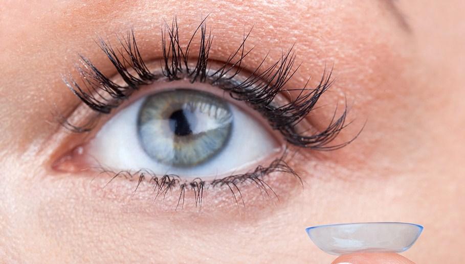 Ответы на вопросы о контактных линзах для девушек