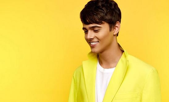 Украинский певец будет представлять Беларусь на конкурсе Евровидение-2018