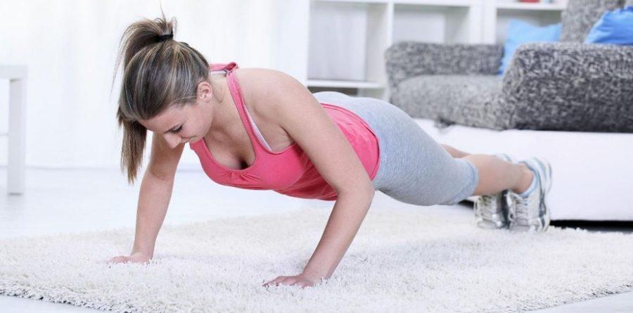 3 упражнения для быстрого сброса веса