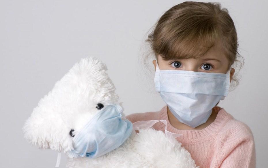 6 советов врачей, как уберечь ребенка от гриппа