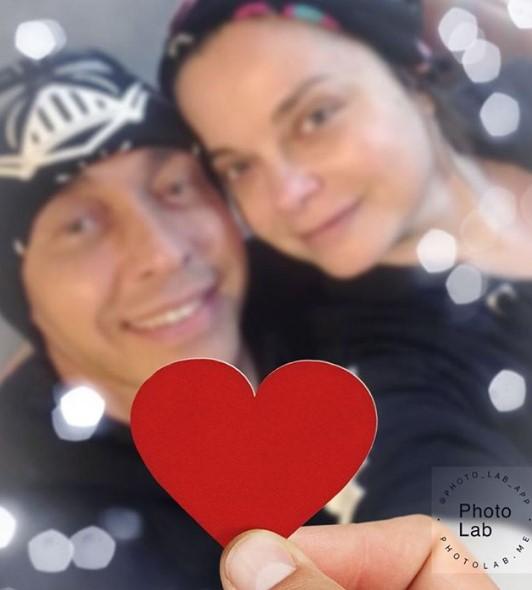 Наталья Королева с мужем фото