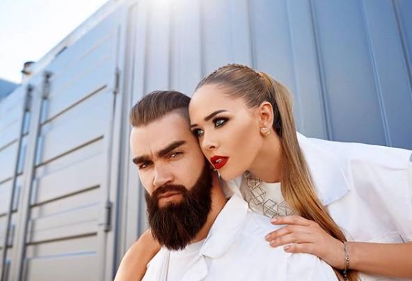 Юлия Санина с мужем фото
