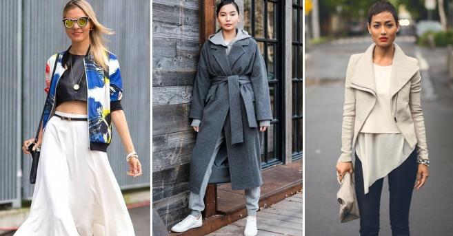 Прячь шубу: модная женская верхняя одежда весна 2018