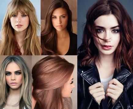 Удивляй: модные цвета волос весна-лето 2018