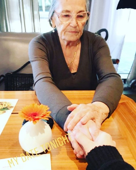 Мама Ларисы Гузеевой фото