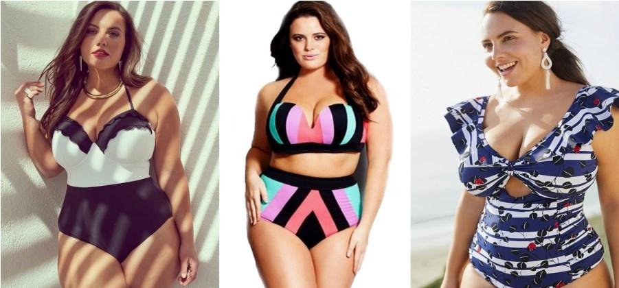 Модные купальники 2018: фото и новинки для полных