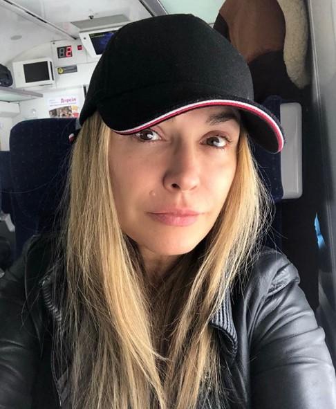 Ольга Сумская без макияжа фото