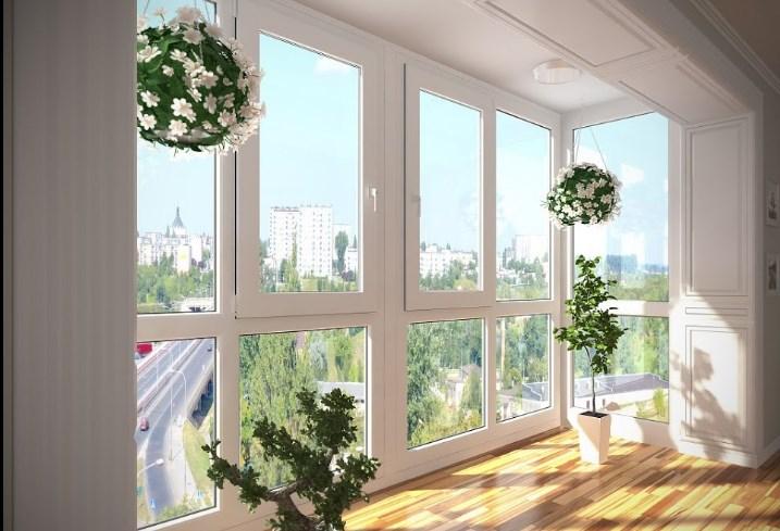 Загородный дом – выбираем окна