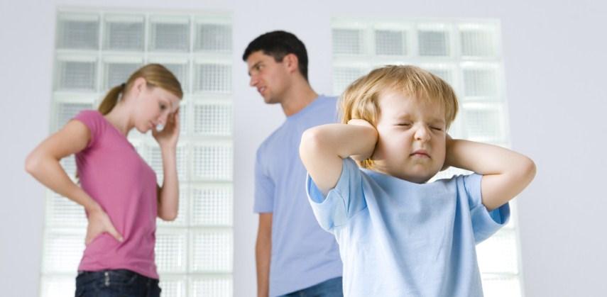Развод семей с детьми