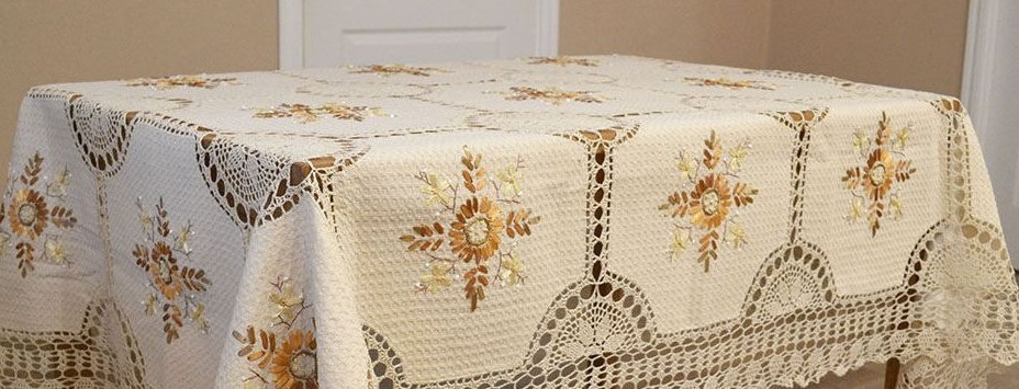 Текстиль, ковры Скатерти купить на Ярмарке Мастеров