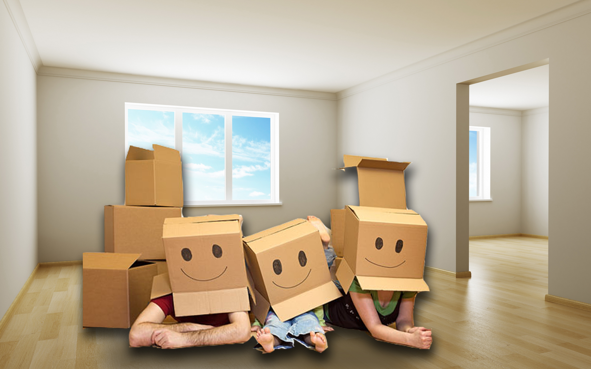 Квартирный переезд – это довольно просто