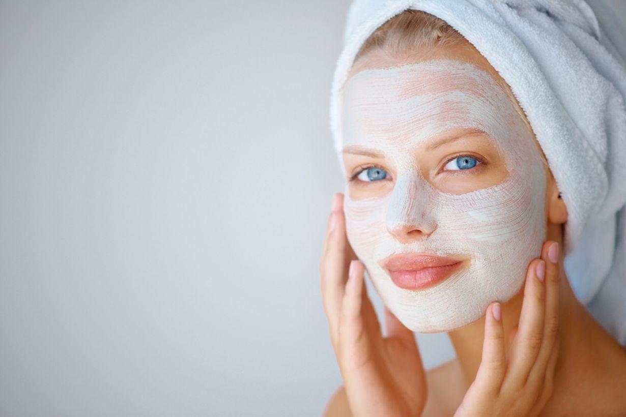 Несколько омолаживающих масок для лица