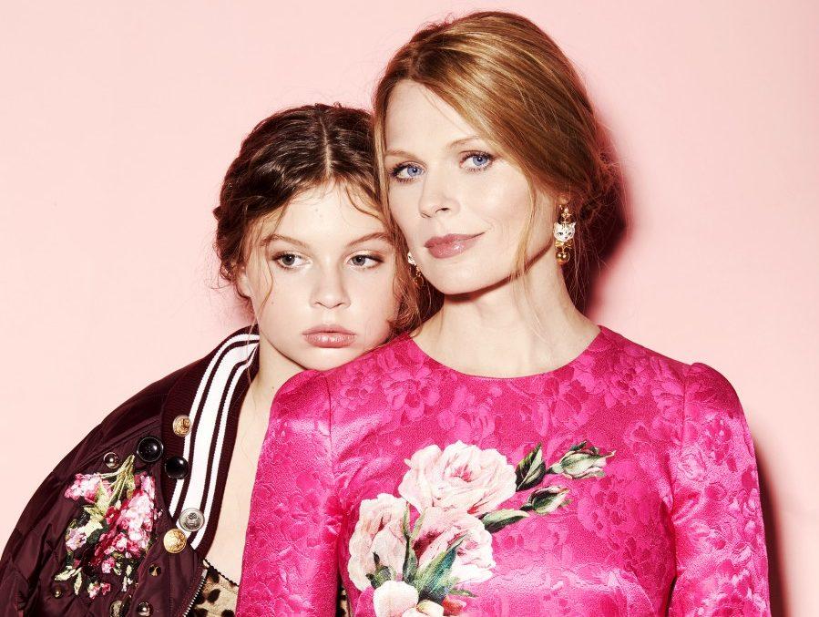 Дочь Ольги Фреймут позировала в аутфите от Gucci