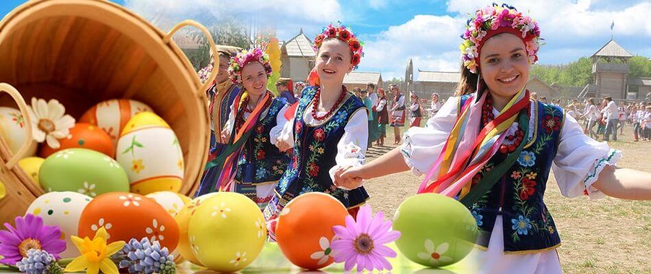 Куда поехать на Пасху в Украине: 3 незабываемых фестиваля