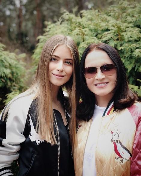 София Ротару с внучкой фото