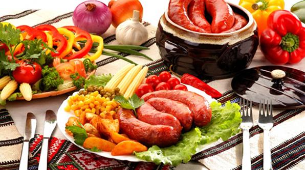 Интересные факты об украинской кухне