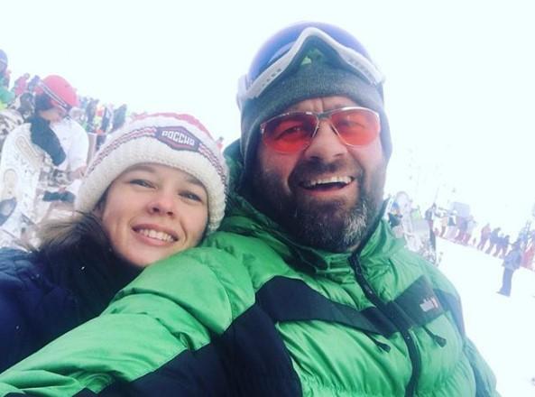 Екатерина Шпица и Михаил Пореченков фото