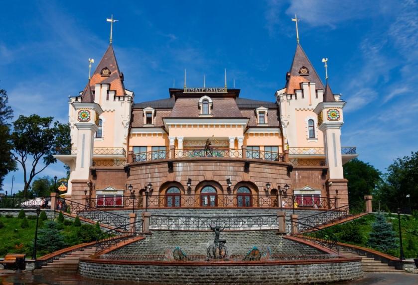 Популярные киевские театры