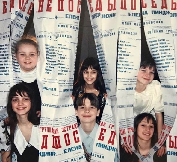 Сергей Лазарев на архивном снимке