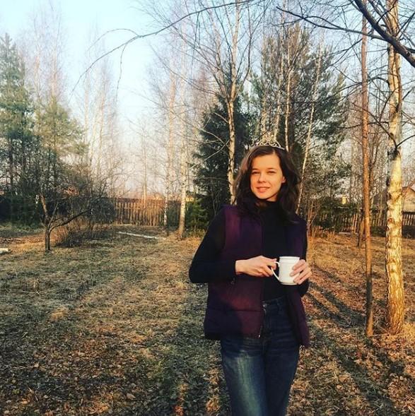 Екатерина Шпица на даче фото