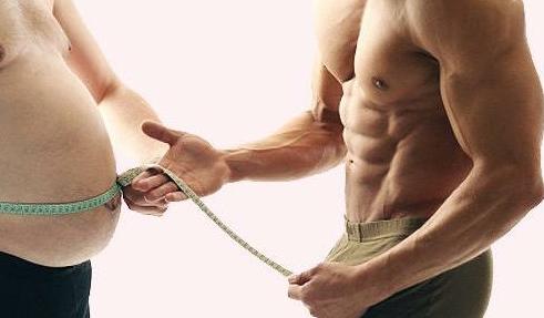 Убираем живот: мужская диета для похудения