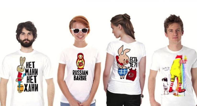 Выбор футболки для фотопечати