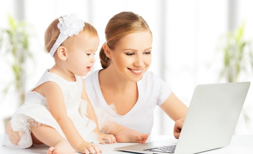Как устроиться на работу молодой маме