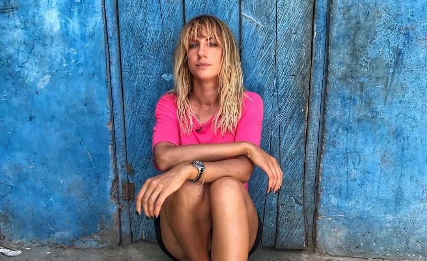Леся Никитюк выпустила собственную линейку косметических средств