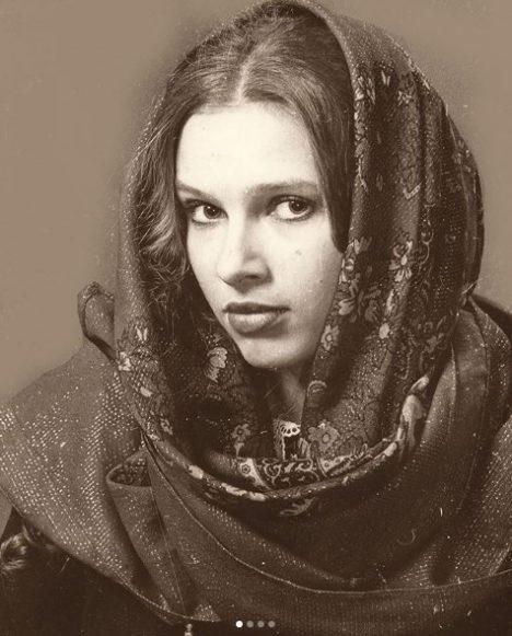 Эвелина Бледанс на архивном снимке фото