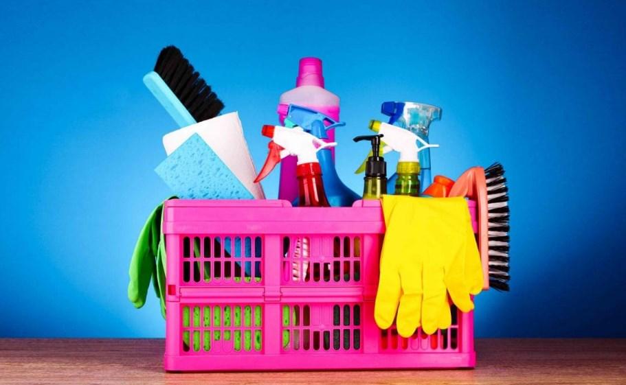 Уборка в доме теперь не проблема