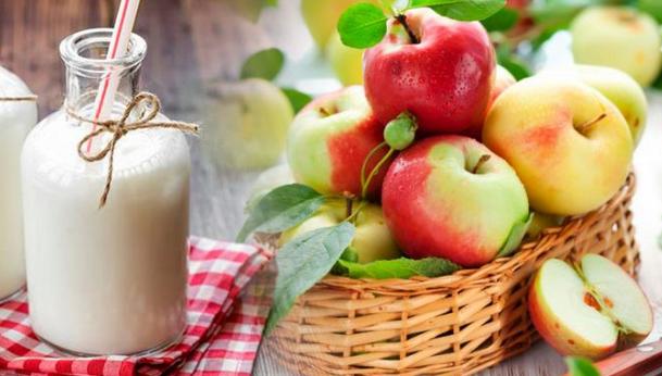 Быстрое похудение: как сбросить ненавистные килограммы с помощью яблочно-кефирной диеты?